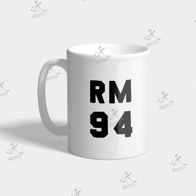 ماگ BTS طرح RM