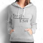 هودی Silver & Silk