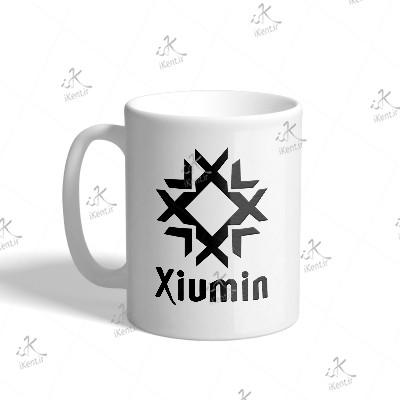 ماگ EXO طرح Xiumin Power