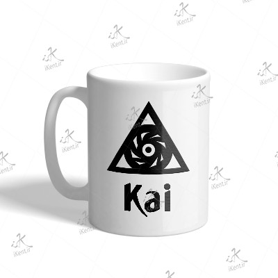 ماگ EXO طرح Kai Power
