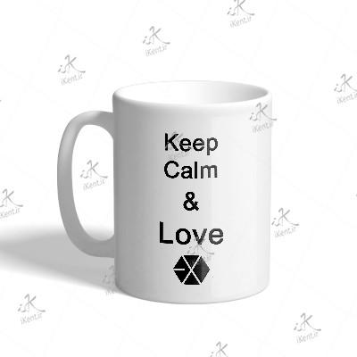 ماگ EXO طرح EXOL03