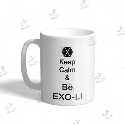 ماگ EXO طرح EXOL04