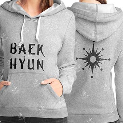 هودی EXO طرح Baekhyun01
