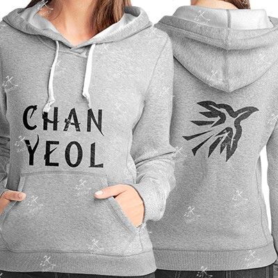 هودی EXO طرح Chanyeol01