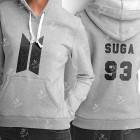 هودی BTS طرح Suga