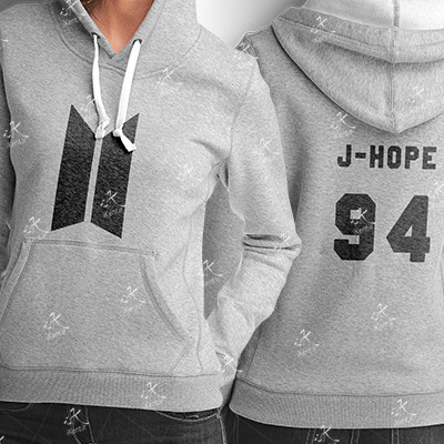 هودی BTS طرح Jhope