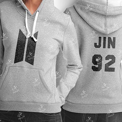 هودی BTS طرح Jin