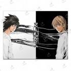 تابلوی امدیاف (20x28 سانتی متر) Death Note05