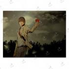 تابلوی امدیاف (27x37 سانتی متر) Death Note07