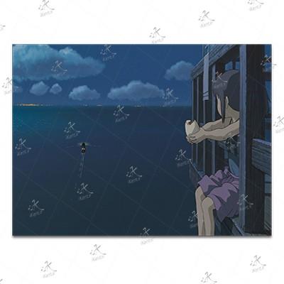 تابلوی امدیاف (20x28 سانتی متر) Spirited Away24