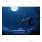 تابلوی امدیاف (20x28 سانتی متر) Spirited Away26